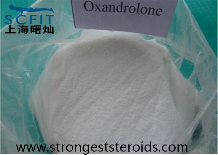 Anavar 53-39-4 White Mass Building Steroids Oxandrolone With 100% Pass Customs