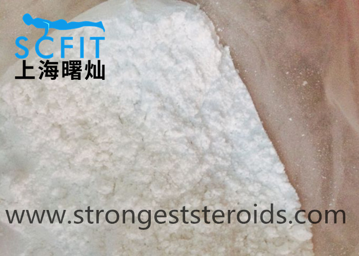 99% Purity Raw Hormone Powder Fulvestrant Faslodex For Breast Cance Treatment