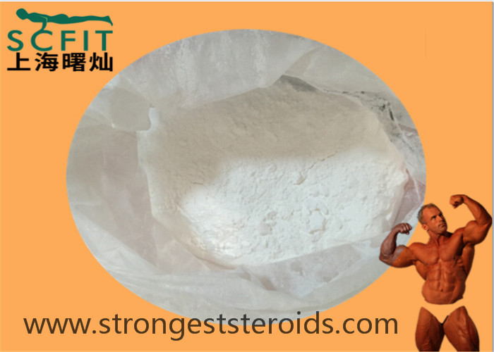 White Healthy Muscle Building Steroids 6-Bromoandrostenedione 38632-00-7 For Fat Loss